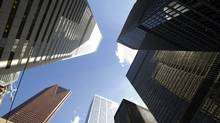 Four of Canada's banks ranked are among the global top 10 strongest financial institutions, according to Bloomberg Markets magazine (Kevin Van Paassen/The Globe and Mail/Kevin Van Paassen/The Globe and Mail)