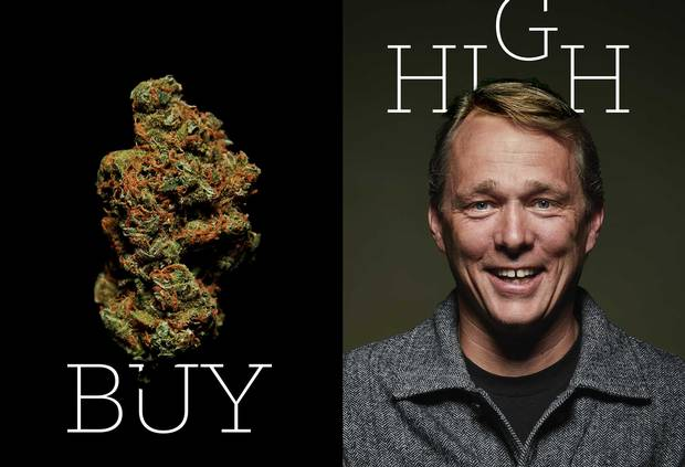Canopy CEO Bruce Linton has never sampled his company's wares—not even the Lemon Skunk strain, an indica-dominant hybrid, with an aroma reminiscent of lemon, pepper and pine that makes for a perky and productive high, according to Canopy's description of the bud