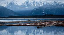 Douglas Channel in Kitimat, B.C., is the proposed termination point for Enbridge's Northern Gateway Project. (DARRYL DYCK/THE CANADIAN PRESS)