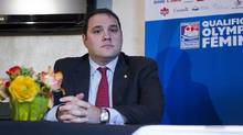 Victor Montagliani. (Canadian Soccer Association/Canadian Soccer Association)