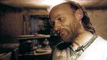 Screen grab of serail killer Robert Pickton from 2007. (Globe files/Globe files)