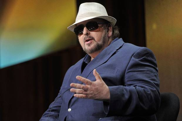 James Toback, shown in Beverly Hills on July 25, 2013.