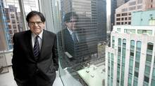 OMERS president and CEO Michael Nobrega (Darren Calabrese For The Globe and Mail)