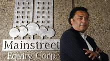 Bob Dhillon of Mainstreet Equity (Larry MacDougal)