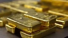 A stack of gold bars. (MICHAEL DALDER/REUTERS)