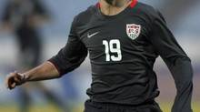 Robbie Rogers of the United States in this 2009 file photo (Petr David Josek/The Associated Press)