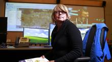 Vancouver emergency planner Jackie Kloosterboer says interest in her office's classes always spikes after an event. (Jeff Vinnick/The Globe and Mail)