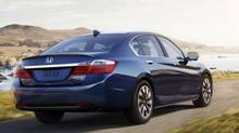 2014 Honda Accord Hybrid (Honda)