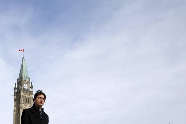 Prime Minister Justin Trudeau in Ottawa.