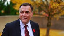 Darryl Plecas is hoping to become the B.C. Liberal candidate in Abbotsford South. (Jeff Vinnick/The Globe and Mail)