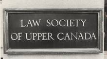 Ahandful of supporters for a name change is coming out of the woodwork in advance of LSUC's May 9 annual general meeting, where a proposal to rename the governing body the Ontario Law Society is to be debated. (Barrie Davis/The Globe and Mail/Barrie Davis/The Globe and Mail)