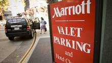 Marriott International Inc. is one of the hotel companies looking to expand in Indian markets. (John Lehmann/The Globe and Mail/John Lehmann/The Globe and Mail)