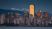 The annual meeting of the Union of B.C. Municipalities begins Monday with a debate on how community services are funded, and what alternatives to property taxes should be made available. (JOHN LEHMANN/THE GLOBE AND MAIL)