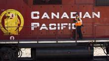 CP workers have given 72 hours' notice of a strike as labour negotiations continue. (Jeff McIntosh/The Canadian Press)
