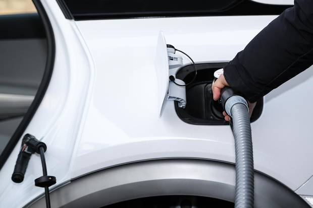 The Nexo is currently held back by the lack of refuelling stations for fuel-cell vehicles.