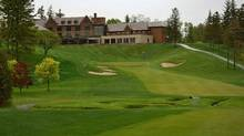 18th hole at Hamilton Golf and Country Club