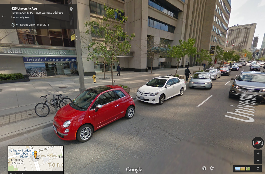 This fire hydrant cost Toronto drivers nearly $300,000 in parking tickets