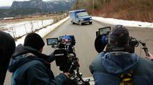 British Columbia's film and television industry has been hurt by a slowdown in production. (Bob Akester)