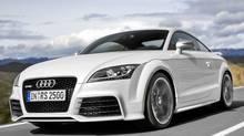 2012 Audi TT RS (Audi)