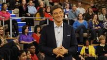 """Dr. Mehmet Oz is shown in a 2012 photo. Television host Dr. Mehmet Oz has weighed in on Toronto Mayor Rob Ford's battle with addiction, warning that a """"grandiose"""" and """"playful"""" attitude while in rehab will get him nowhere. (THE CANADIAN PRESS)"""