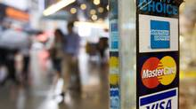 Credit cards (Mark Lennihan/Mark Lennihan/AP)