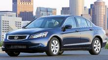 2008 Honda Accord EX-L Sedan (Honda)