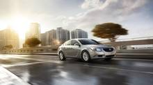 2013 Buick Regal eAssist (General Motors)