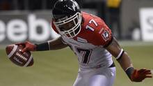 Calgary Stampeders' Maurice Price (JONATHAN HAYWARD/THE CANADIAN PRESS)