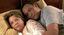 Annette Bening as Karen and Jimmy Smits as Paco in Mother and Child. (Ralph Nelson / Sony Pictures Classics/Ralph Nelson / Sony Pictures Classics)
