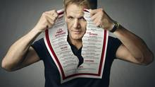 Gordon Ramsay is hanging up his apron on Kitchen Nightmares. (Fox Network)