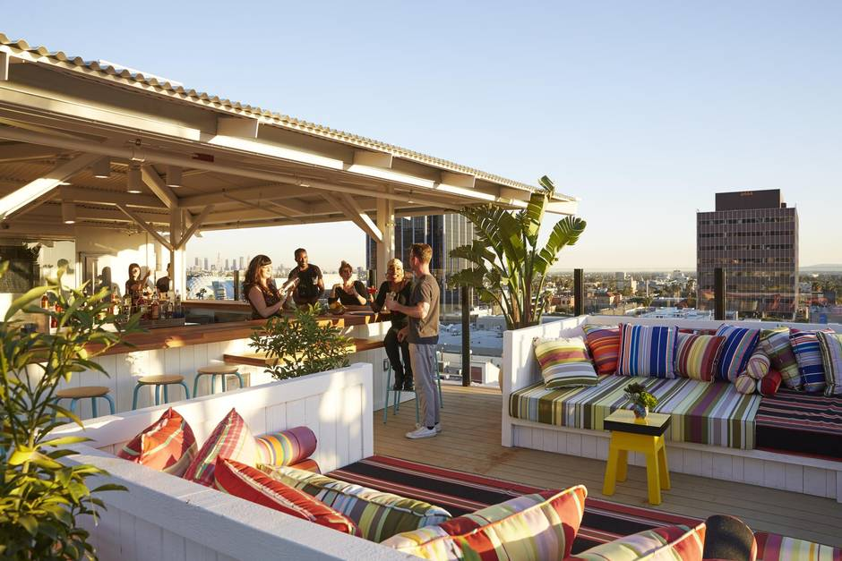 Mama Shelter Hotel Draws New Crowd To Lost Hollywood