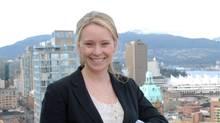 Rachel Thexton, a Vancouver public relations consultant. (Courtesy Rachel Thexton)