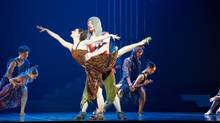 The RWB Company in Twyla Tharp's The Princess & The Goblin. (Bruce Monk/Royal Winnipeg Ballet)
