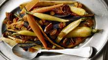 Roasted Heirloom Carrots (Photo: John Cullen; Stylng: Martine Blackhurst)