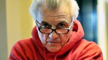 Author John Irving in Toronto on April 27, 2012. (J.P. Moczulski for The Globe and Mail)