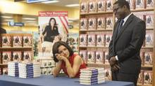 Veep, starting Julia Louis-Dreyfus, returns for its third season on Sunday. (<137>Paul Schiraldi<137><137><252><137>/<137>Paul Schiraldi Photography<137><137><252><137>)