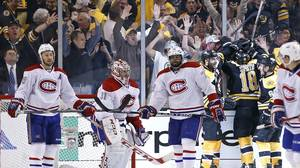 Gordon: Montreal Canadiens Key In On Third-period Miscues