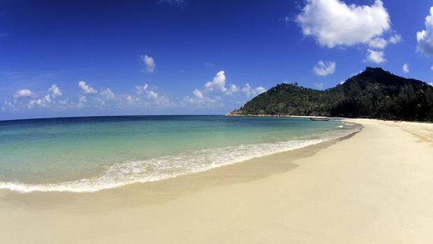 The island of Koh Phangan. (Istockphoto)