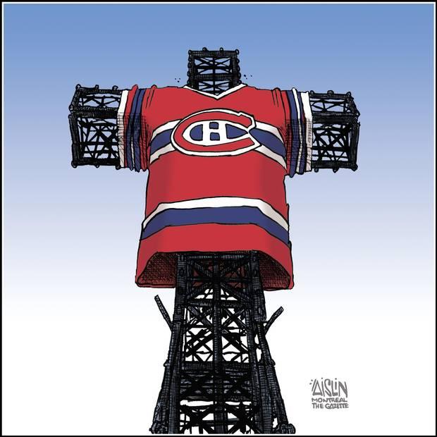 Croix du mont Royal, Montreal Gazette, March 13, 2008.