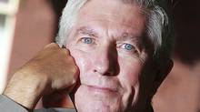 Gilles Duceppe, leader of the Bloc Quebecois poses outside his offices in Montreal on August 12, 2010. First elected to the House of Commons in a byelection in 1990 marking him the first Bloc MP elected. (Christinne Muschi for The Globe and Mail) (Christinne Muschi/christinne muschi)