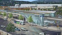 Once Morguard and the city agreed to be partners on financing the construction of Lincoln Station, one of seven planned for the Evergreen Line in greater Vancouver, they needed to convince the province that there would be enough density around the station to support it. (Government of British Columbia)