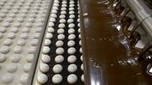 Mondelez's Scarborough bakery produces all of the world's Mallomars (Jeremy Kohm)