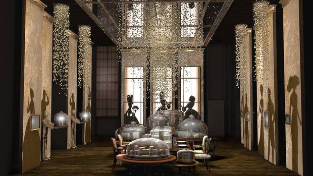 DIVA, a new townhouse museum in Antwerp, Belgium, is set to open in December, 2017, around the corner from the city's gilded 16th-century town hall.