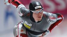 Jeremy Wotherspoon of Canada competing during the 2008-09 season. (Andreas Rentz/2008 Getty Images)
