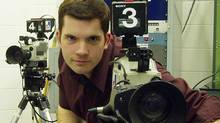 Edmonton filmmaker Mark Twitchell is shown in an undated photo from his MySpace.com personal page. (The Canadian Press)