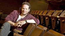 Soulpepper Theatre's Albert Schultz at the Young Centre for the Performing Arts in Toronto, Jan. 12, 2011. (Kevin Van Paassen/The Globe and Mail/Kevin Van Paassen/The Globe and Mail)