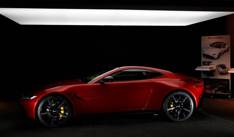 Vwvortex Com All New 2019 Aston Martin Vantage Unveiled The