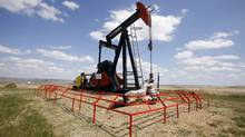 A Canadian Natural Resources pump jack in Alberta (TODD KOROL/Todd Korol/Reuters)