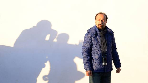 Asghar Farhadi director of THE SALESMAN.
