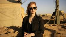 Jessica Chastain in Zero Dark Thirty. (Jonathan Olley/AP)